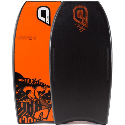 Bodyboard QCD Chuck brown
