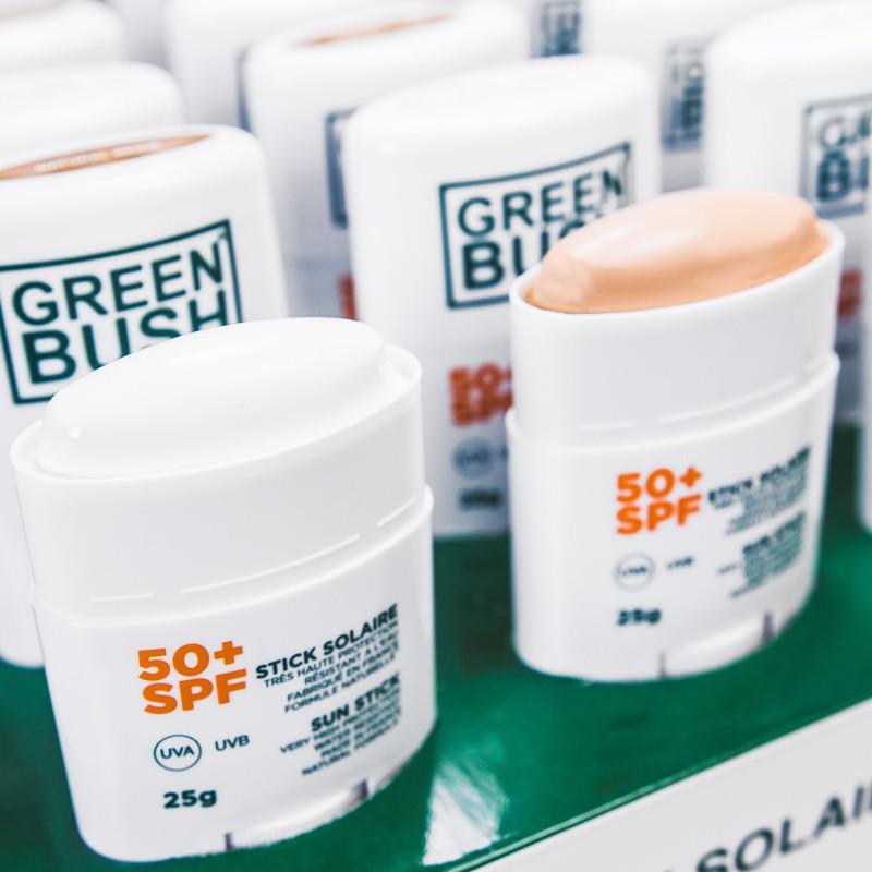 Stick solaire GreenBush