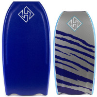 "HUBBOARDS Bodyboards Jeff Hubbard ""Hubb"" Quad Core Plus Sci-Five"