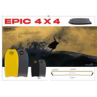 HB Bodyboards Epic 4x4 Polypro Core