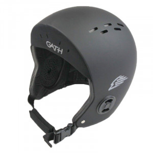 CASQUE GATH HAT - BLACK
