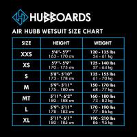 Combinaison HUBBOARDS 4/3