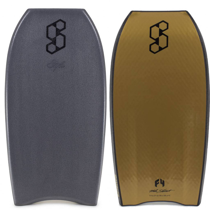 Bodyboard SCIENCE Loaded Style Quad Vent