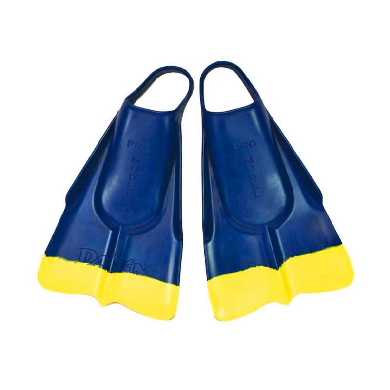 Palmes DaFin Bleu / jaune