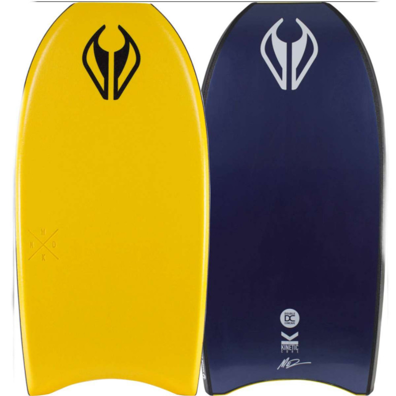 NMD BODYBOARDS NMDK Double Concave PP