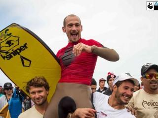 Amaury Lavernhe remporte la compétition