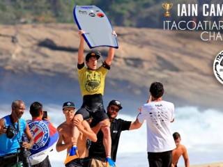 Iain Campbell remporte le Itacoatiara Pro