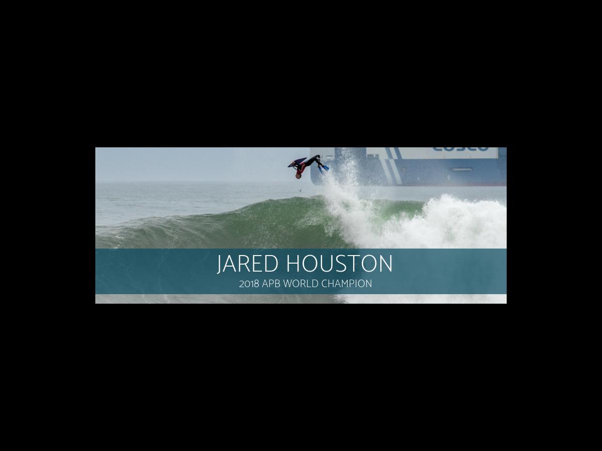 Jared Houston Champion du monde 2018