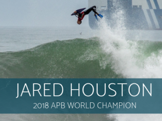 Jared Houston Champion du monde 2018
