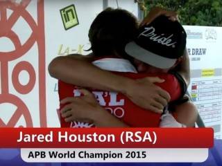 Jared Houston Champion du monde