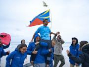 Milo Lautier in Reunion Island
