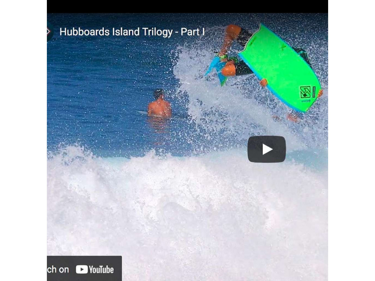 Hubboards Island Trilogy - Part I