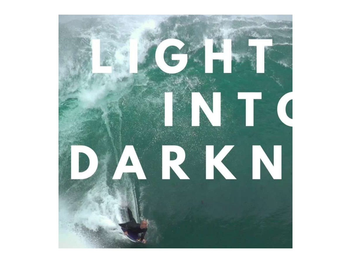 LIGHT UP INTO DARKNESS