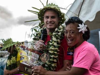 Jared Houston remporte le Tahiti Pro !