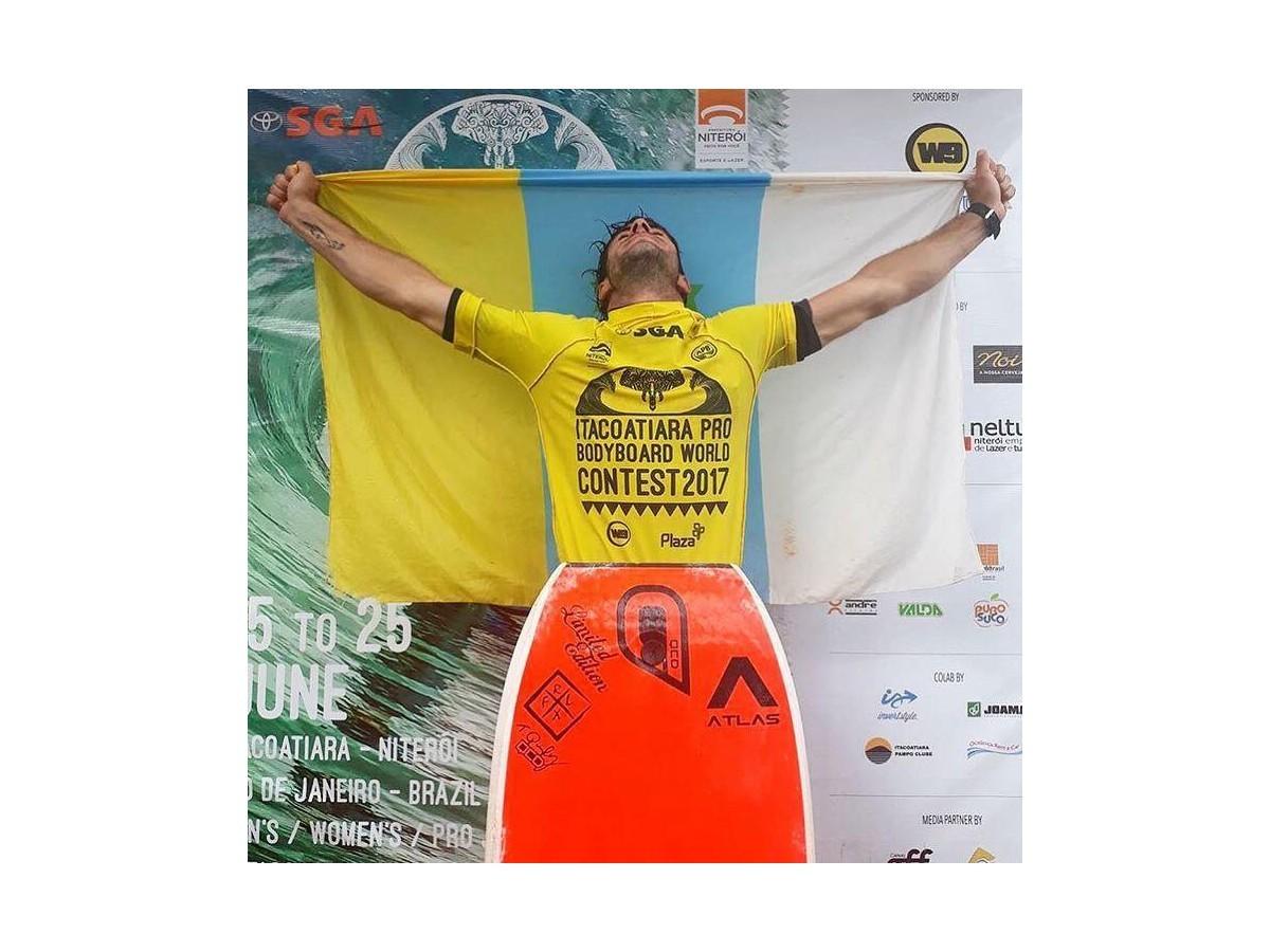 Diego Cabrera remporte l'étape du Brésil